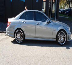 2010 MERCEDES-BENZ C63 AMG EDITION 63 C63 2115