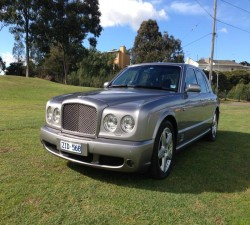2005 BENTLEY ARNAGE T 2 2121